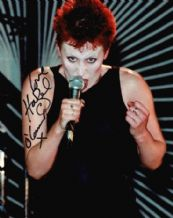Hazel O'Connor Autograph Signed Photo